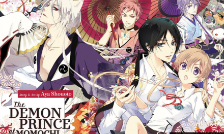 The Demon Prince of Momochi House Volume 1 Review