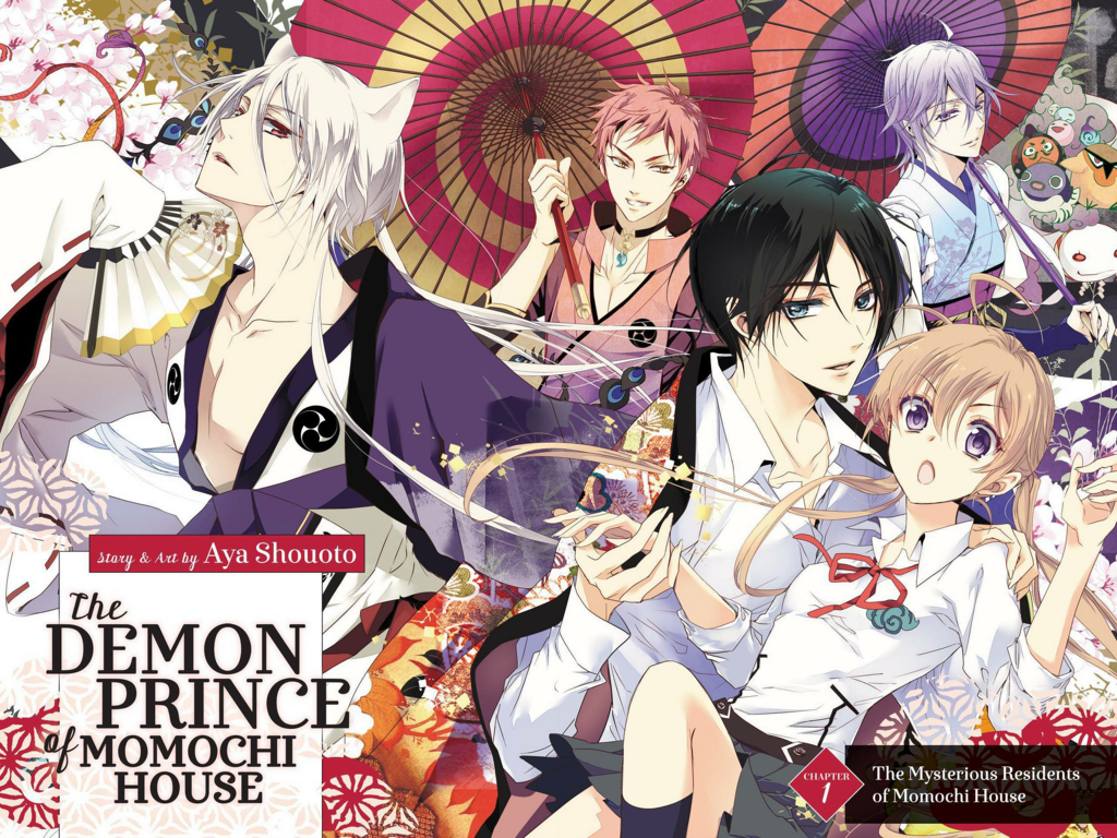 The Demon Prince of Momochi House Volume 1 Review - The