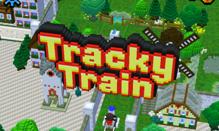 Tracky Train Review