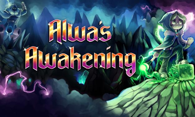 Alwa's Awakening Launching Soon!