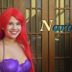 Little Mermaid Cosplay at DerpyCon 2016