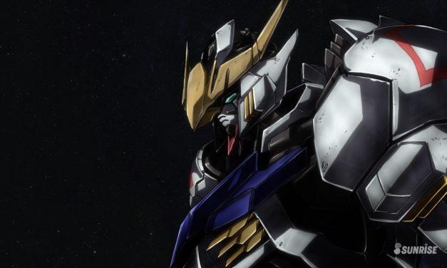Why I love Gundam Iron Blooded Orphans
