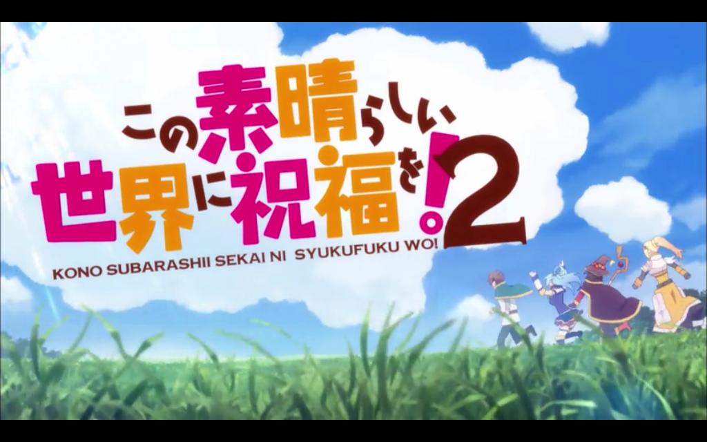 Konosuba Season 2 Episode 1 Review