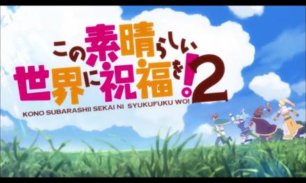 KONOSUBA SEASON 2 EPISODE 3 REVIEW