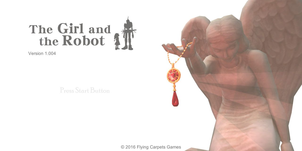 The Girl and The Robot is a bad game