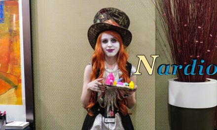 Mad Hatter Cosplay at Liberty City Anime Con