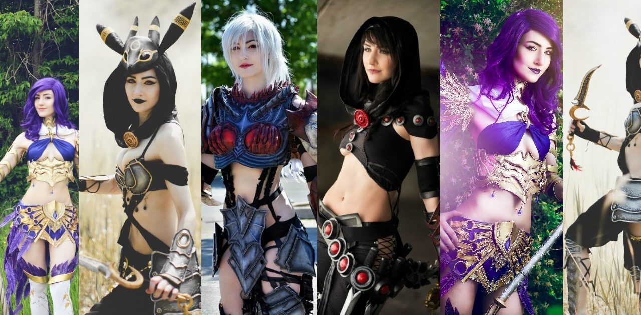 Luxlo Cosplay Interview