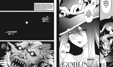 GOBLIN SLAYER CHAPTER 9 Review