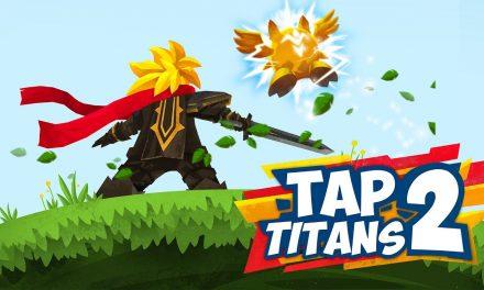 Tap Titans 2 Review