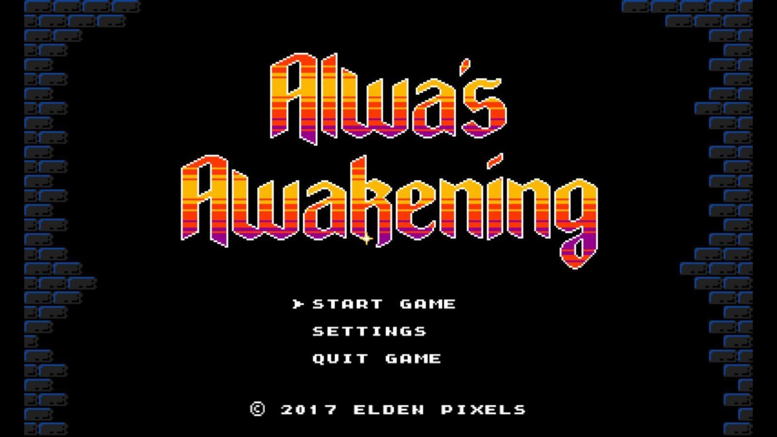 Alwa's Awakening main pic