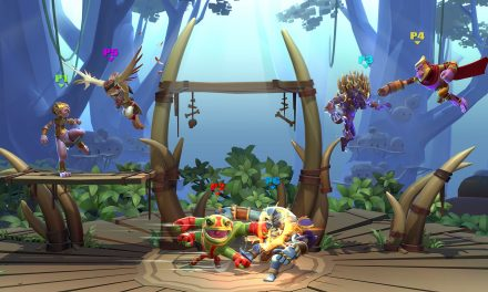 Brawlout Available Now on Steam Early Access