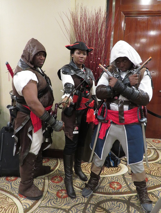 Cosplay Assassins feature