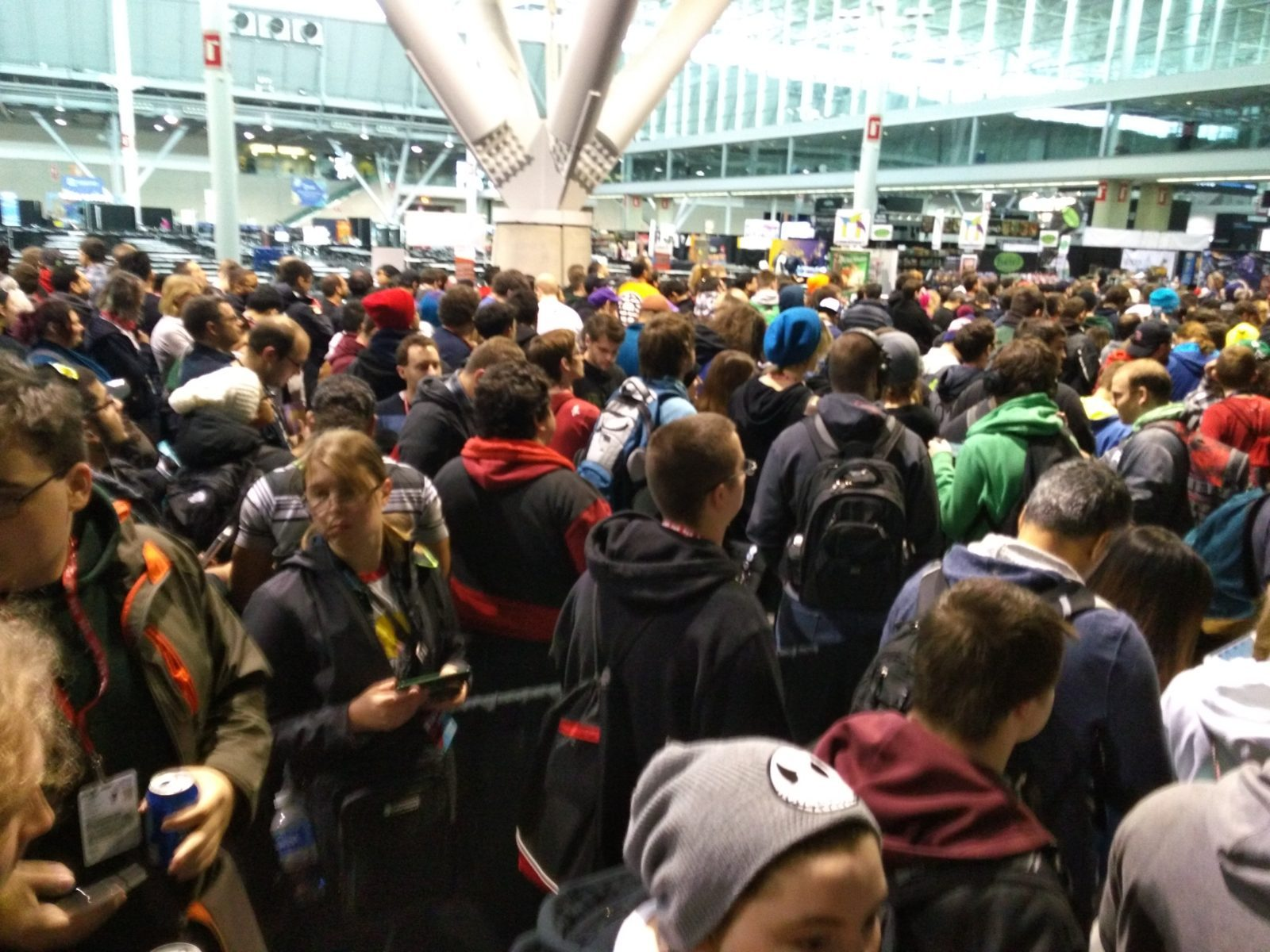 Pax East lines