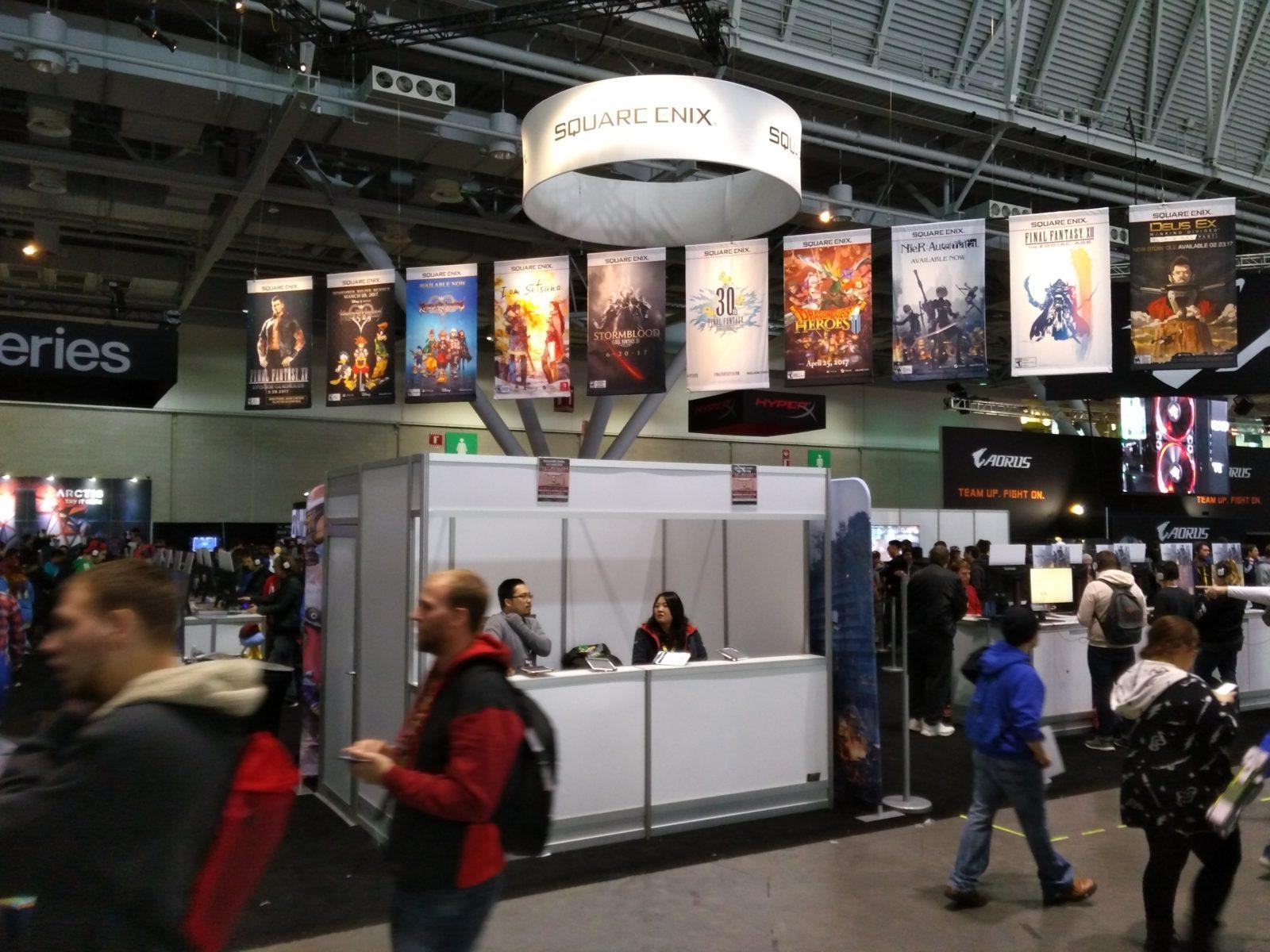 Pax Expo Hall
