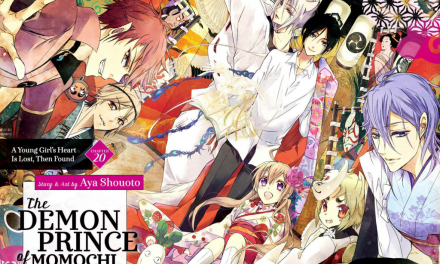 DEMON PRINCE OF MOMOCHI HOUSE VOLUME 6 Review