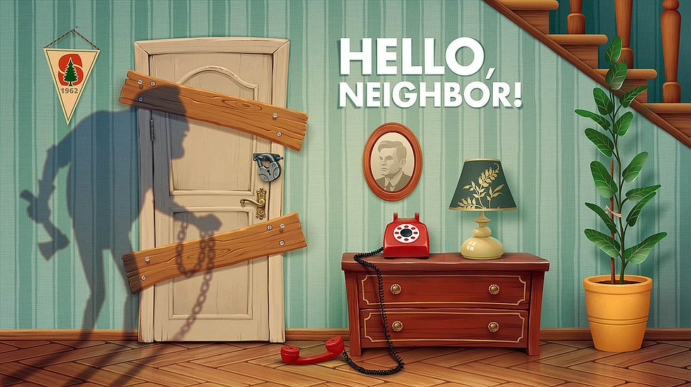 hello neighbour Pax east game