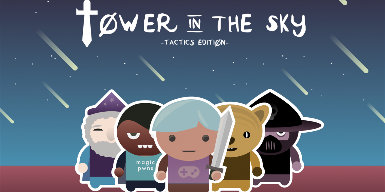 Tower in the Sky: Tactics Edition Launches on Steam May 1