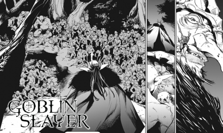 GOBLIN SLAYER CHAPTER 12 Review