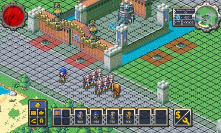 Lock's Quest out today for PC, Xbox One, and PlayStation 4