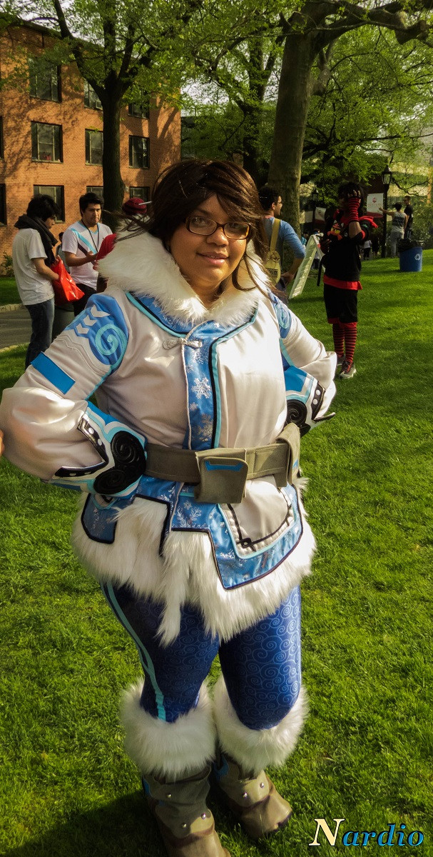 Mei Cosplay at Castle Point Anime Convention