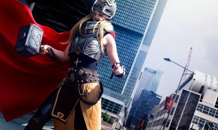 All New Thor – Cosplay Tutorial