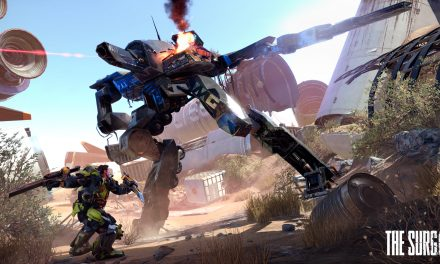 The Surge is Available Today