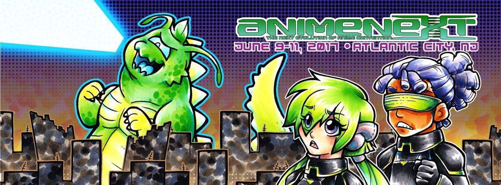AnimeNext 2017 Logo