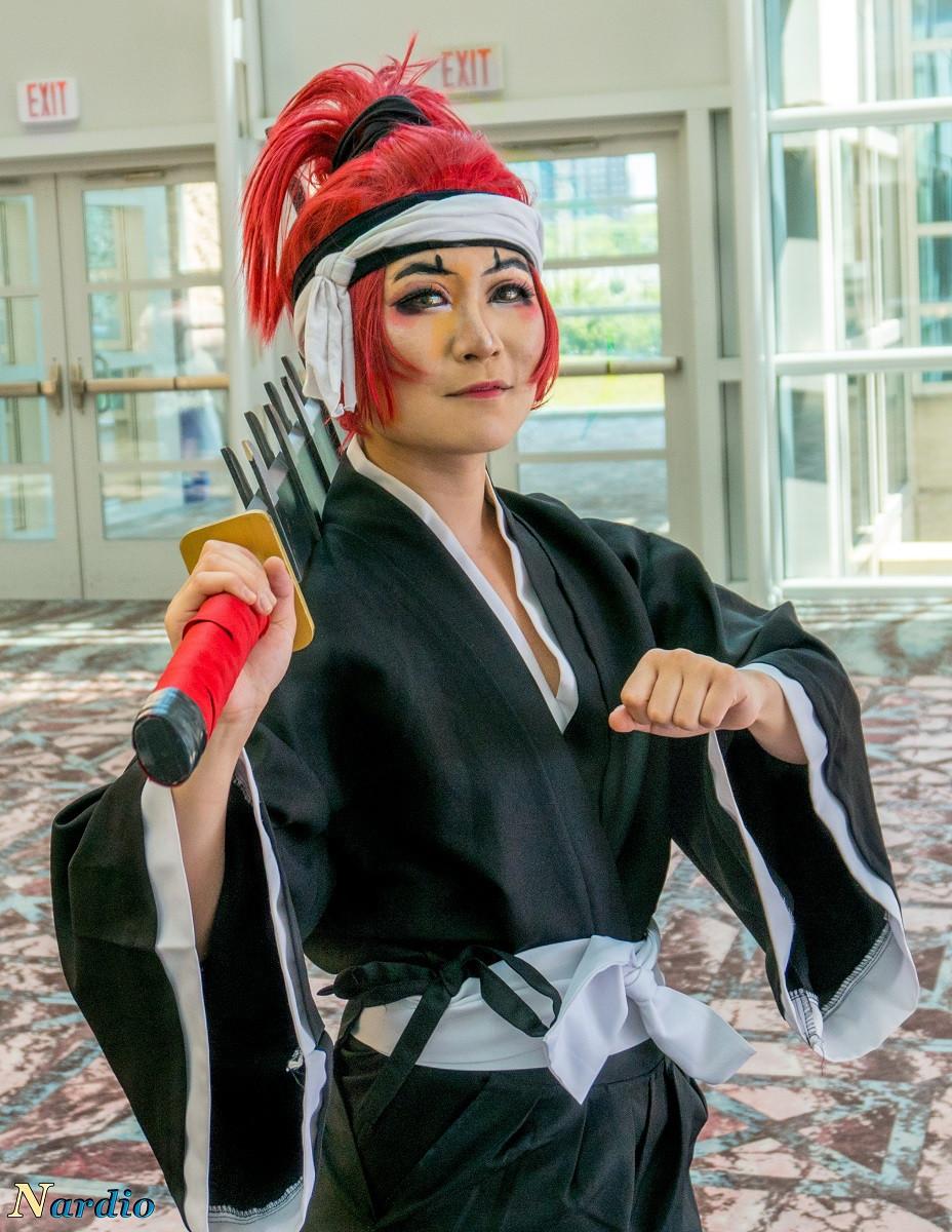 Karpusicat AnimeNext 2017