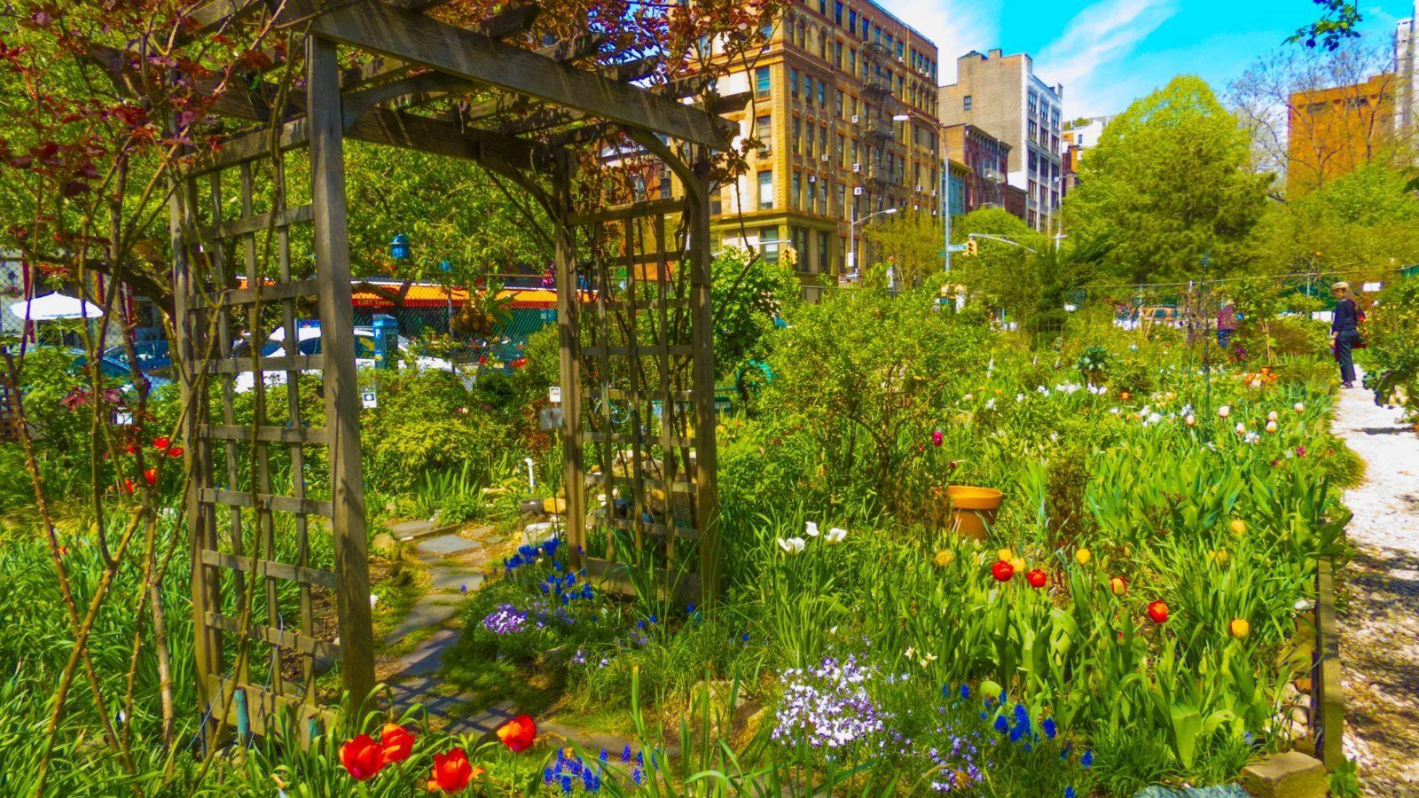 LaGuardia Corner Gardens