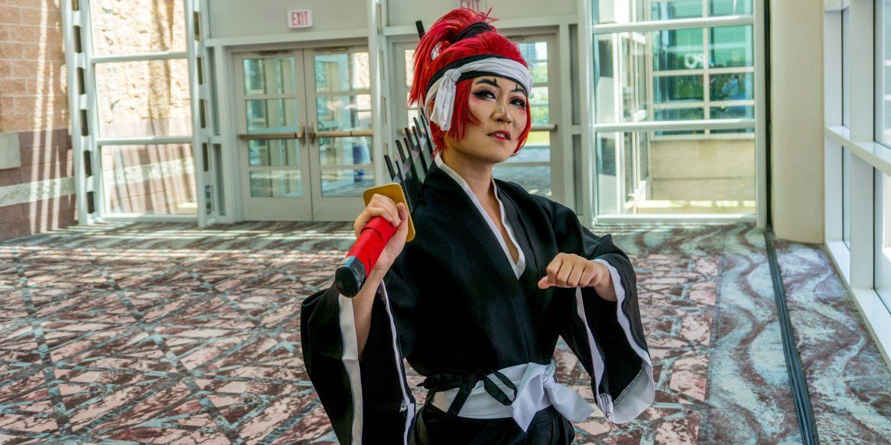 Karpusicat at AnimeNext 2017