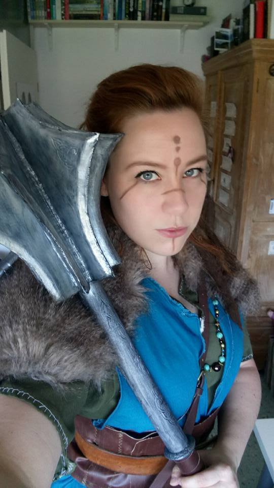 Sannes Cosplay Viking
