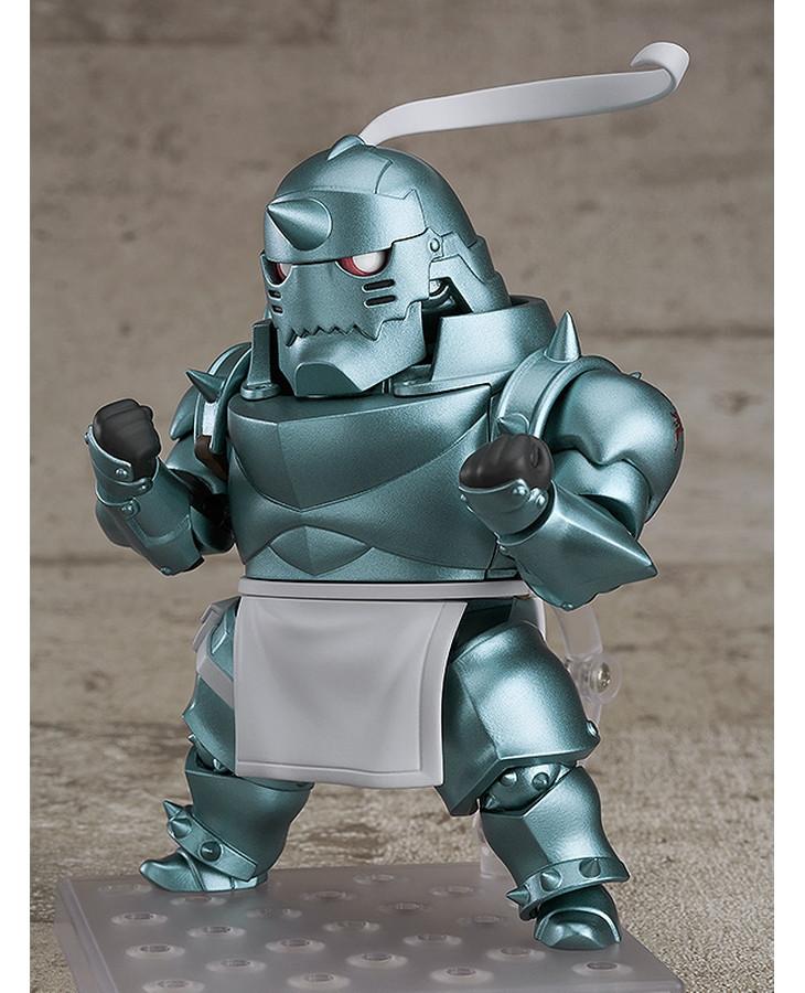 Alphonse Elric Nendoroid 002