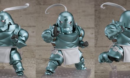 Want List: Alphonse Elric Nendoroid