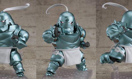 Want List: Alphonse Elric Nendoroid