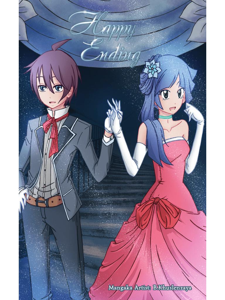 Happy Ending One Shot Manga