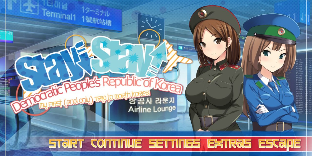 Stay! Stay! Democratic People's Republic of Korea! Review