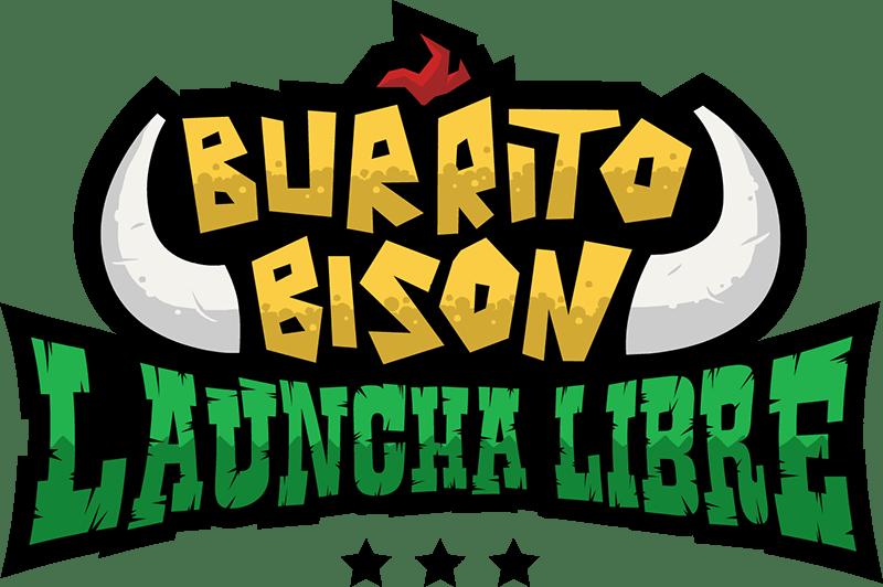 Burrito Bison Launcha Libra