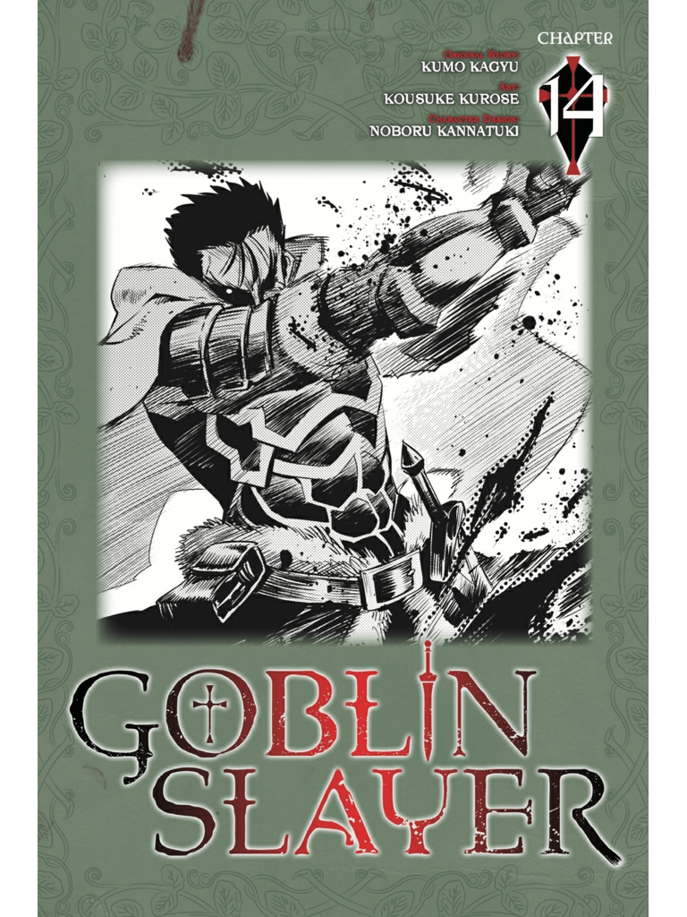 GOBLIN SLAYER CHAPTER 14 Review - The World of Nardio