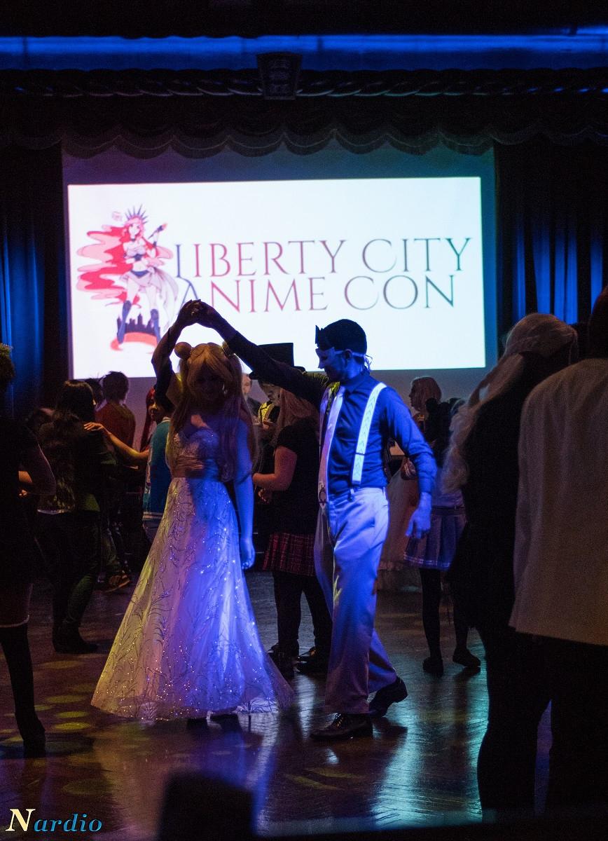 Liberty City Anime COnvention, MandyCake Cosplay