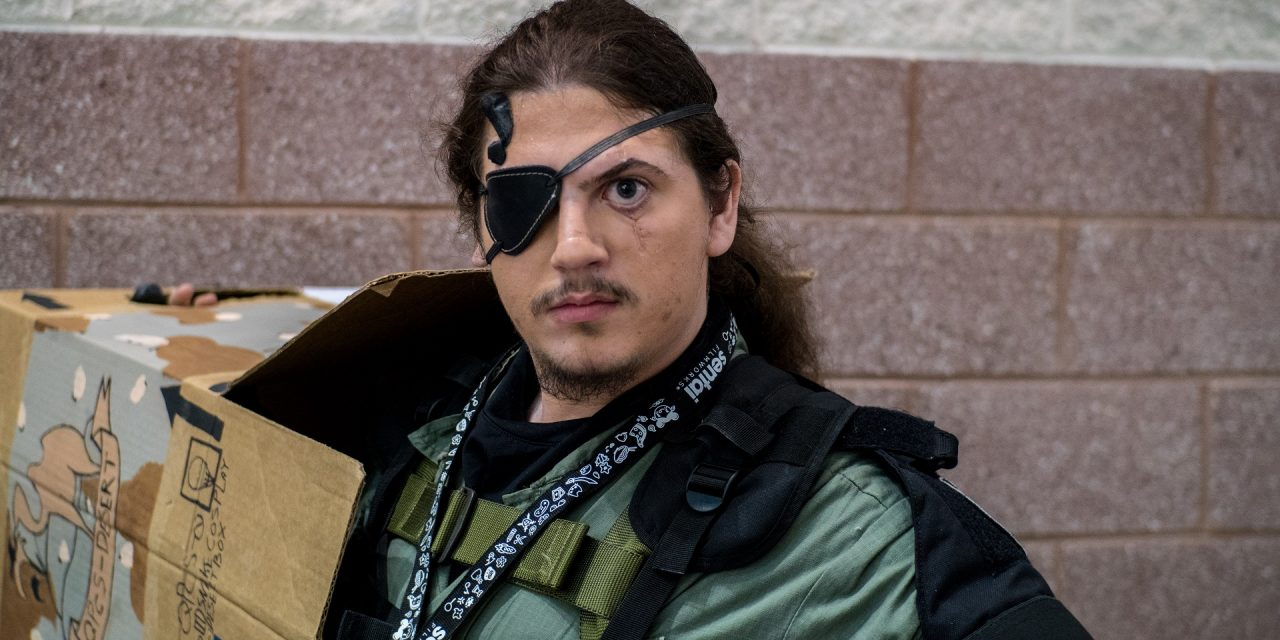 NotSolidSnake Cosplay Interview