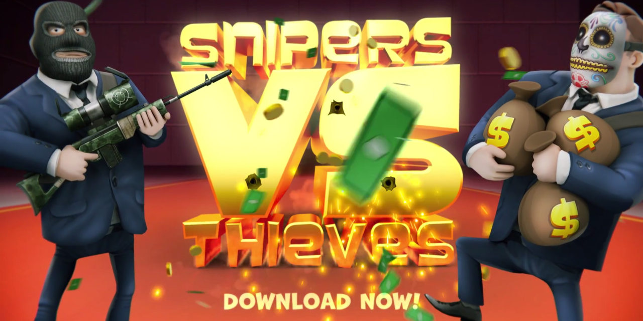 Snipers Vs Thieves Is Out Now
