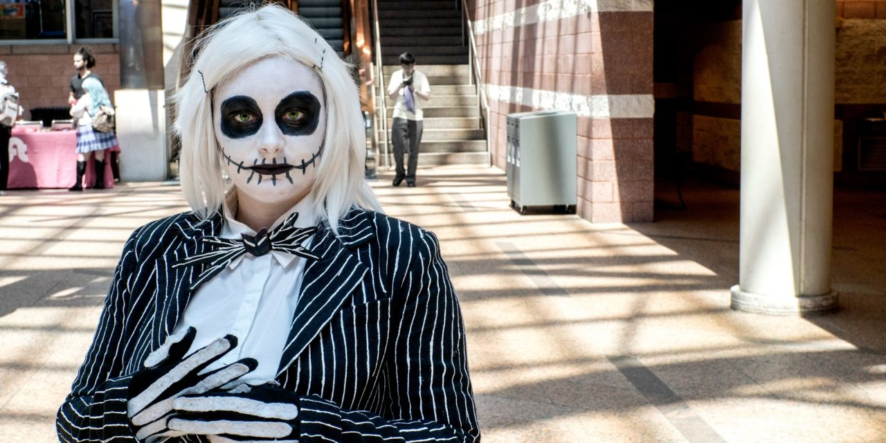Jack Skellington Cosplay Interview
