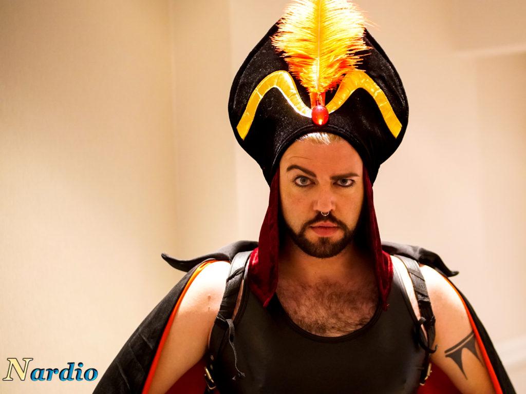 Flame Con Jafar