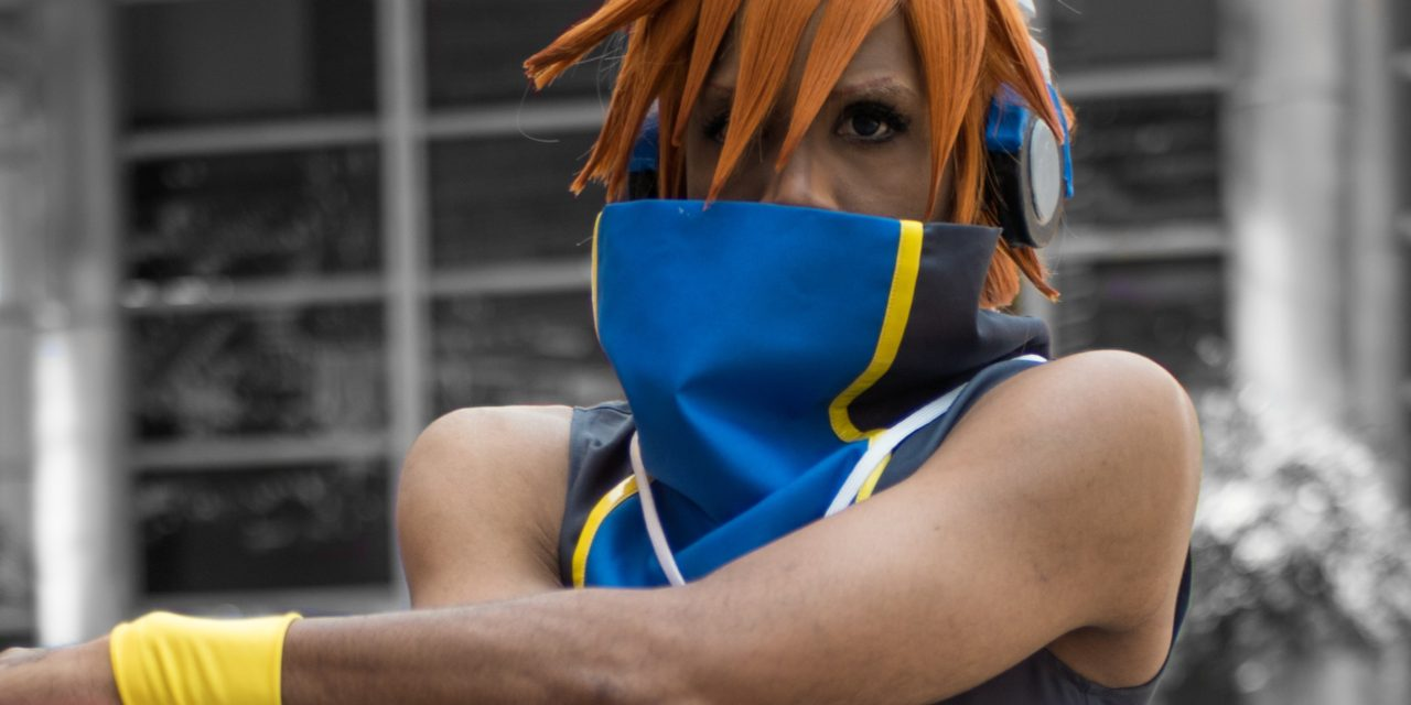 Picture Of The Day: Spot Coloring For Neku Sakuraba