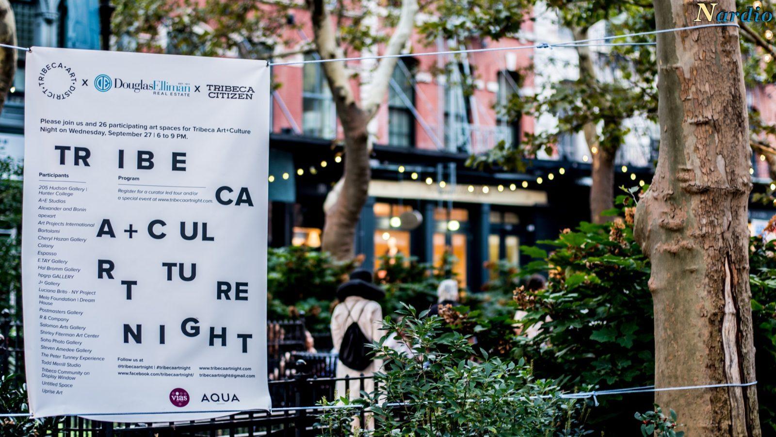 Tribeca Art Culture Night