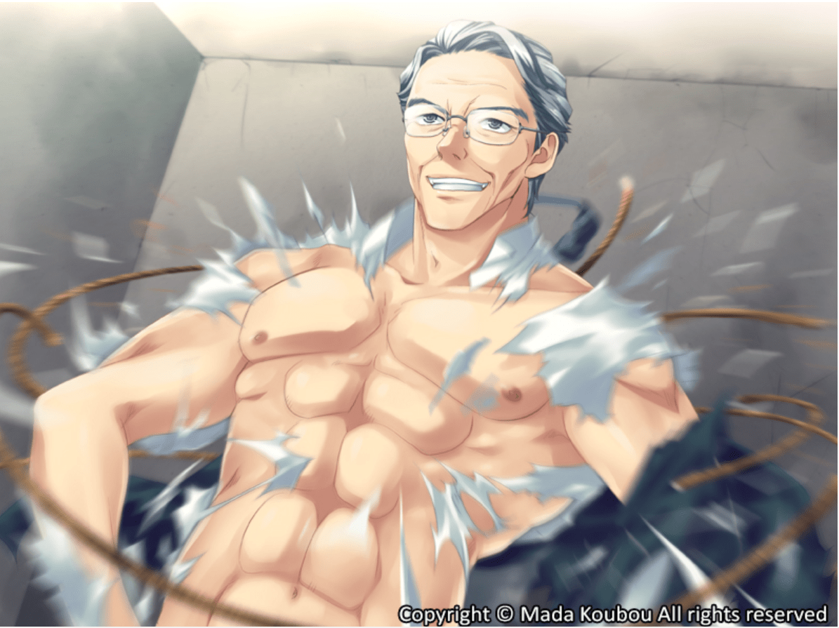 Hadaka Shitsuji - Naked Butlers