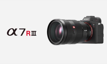 Want List: Sony a7RIII