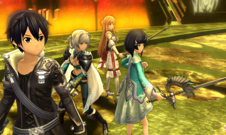 Sword Art Online: Hollow Realization Out Now