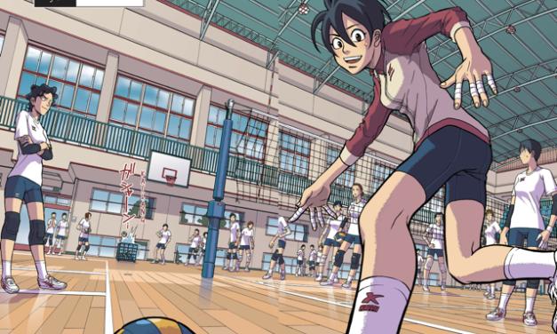 Shojo Fight Volume 1 Review