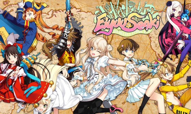 Eiyu Senki – The World Conquest Out Now